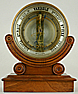 179. A RARE FRENCH BOURDON BAROMETER, unsigned, circa: 1890.
