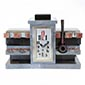 Alfred Dunhill Art Deco clock & pipe stand