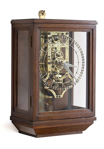 Early Electric clock, Self Winding Clock Company