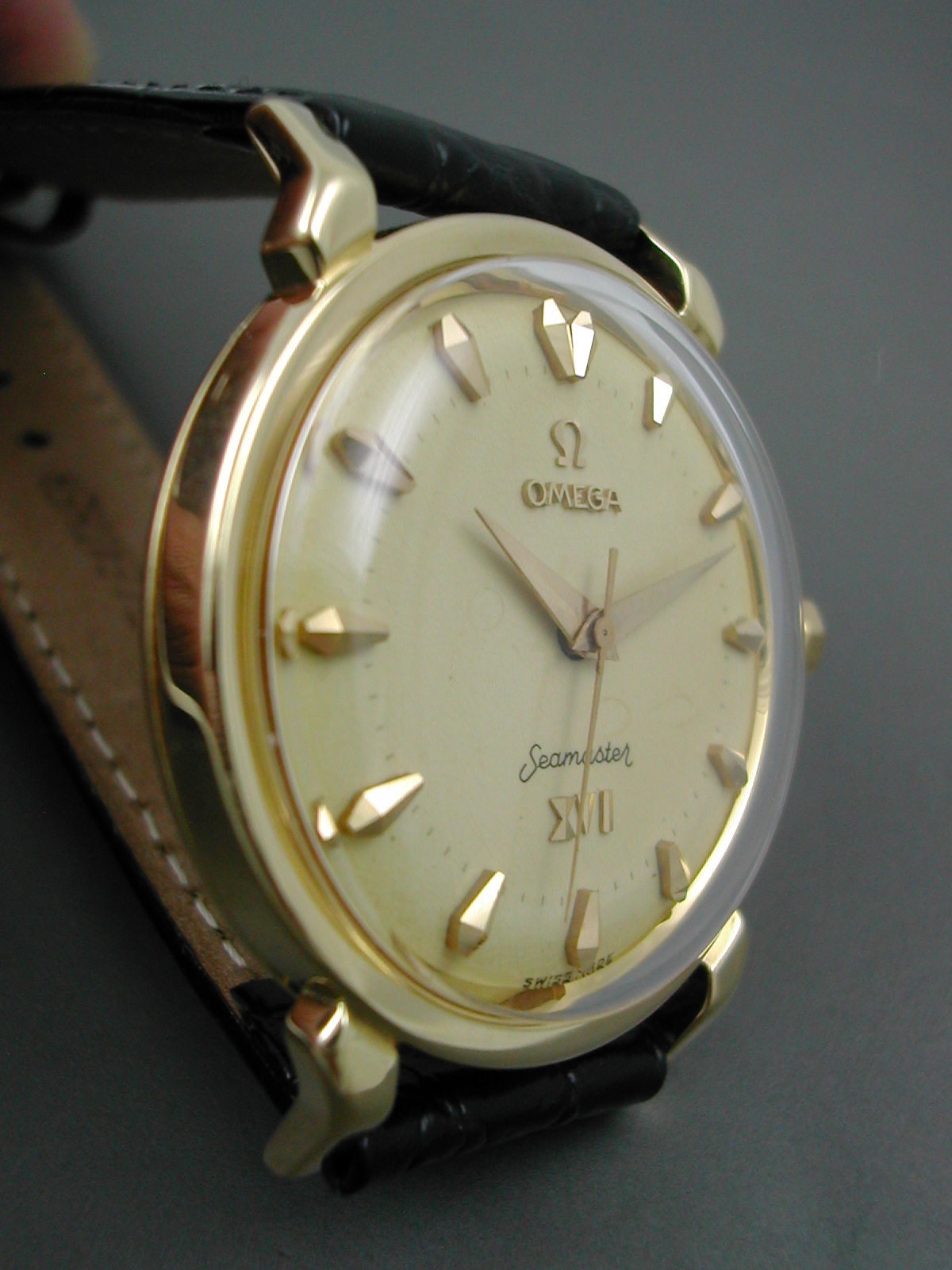 Omega Seamaster