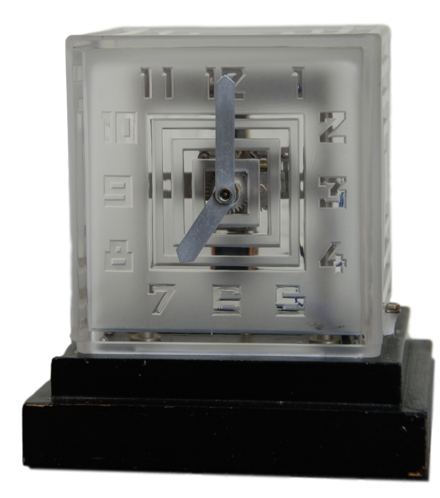 Electric clock, Favre, France ca. 1935