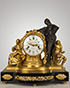 A French 2nd Empire 8-day and striking mantel clock