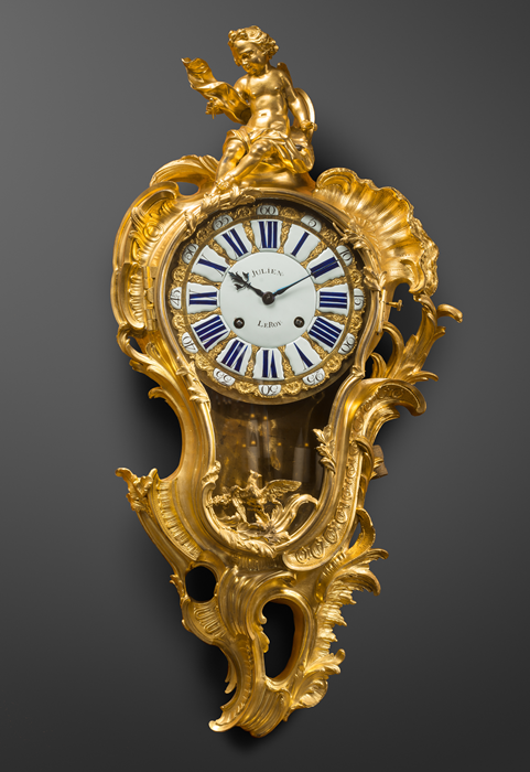 Case attributed to Jacques Caffiéri