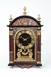 A good French Louis XIV boulle inlaid 'religieuse' by Gabriel Duval A Paris, circa 1680.